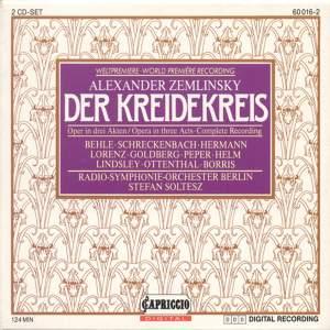 Zemlinsky: Der Kreidekreis Product Image