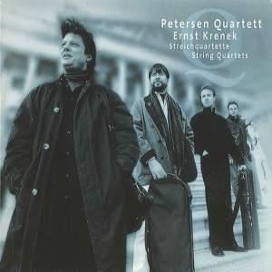 Krenek: String Quartets Nos. 1 & 7