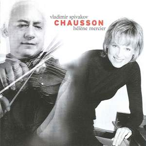Chausson: Poème for Violin & Orchestra, Op. 25, etc. Product Image