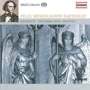 Mendelssohn: Von Himmel hoch, chorale cantata, etc. Product Image