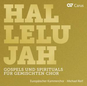 Hallelujah - Gospels and Spirituals for Mixed Choir Product Image