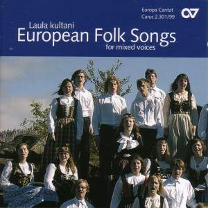 Laula Kultani: European Folk Songs for Mixed Voices