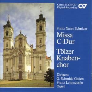 Schnitzer: Mass in C