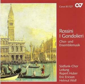 Rossini: I Gondolieri