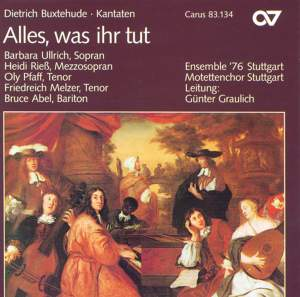 Buxtehude: Choral Works