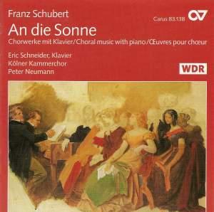 Schubert: An die Sonne