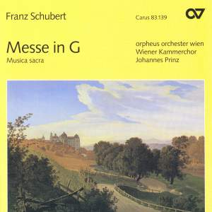 Schubert: Mass in G
