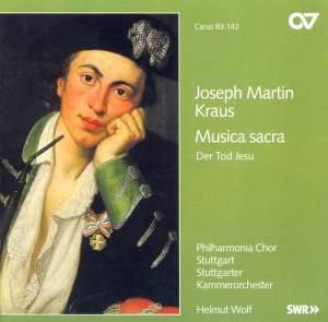 Joseph Martin Kraus: Musica sacra Product Image