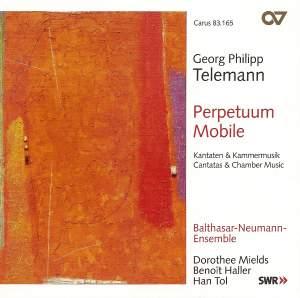 Telemann - Perpetuum Mobile