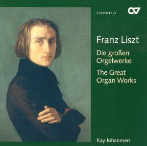 Franz Liszt - The great organ works Product Image