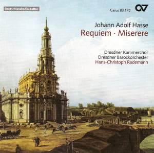 Hasse: Requiem and Miserere