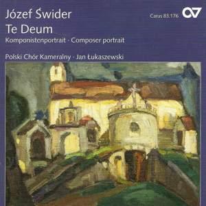 Jozef Swider: Te Deum