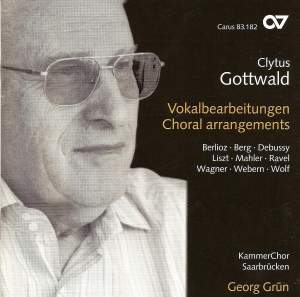 Choral arrangements by Clytus Gottwald