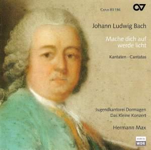 J L Bach - Sacred Cantatas