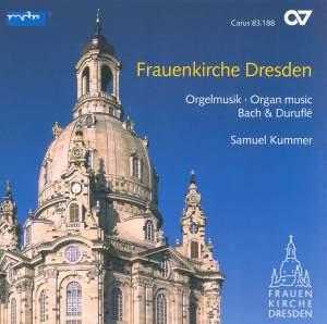 Bach & Durufle - Organ Works