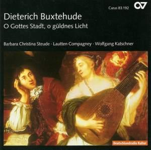 Buxtehude - O Gottes Stadt, o üldnes Licht