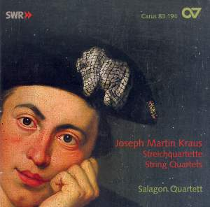 Kraus - String Quartets