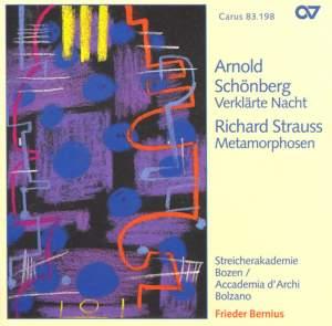 Strauss: Metamorphosen & Schoenberg: Verklärte Nacht