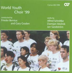 World Youth Choir '99 sing works by Schnittke, Mocnik & Sandstrøm