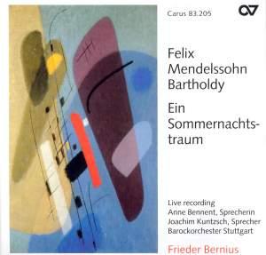 Mendelssohn: A Midsummer Night's Dream - incidental music, Op. 61