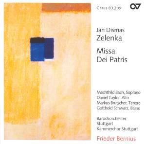 Zelenka: Missa Dei Patris, ZWV19