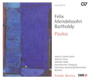 Mendelssohn Church Music XI - Paulus