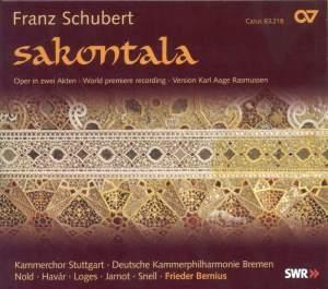 Schubert: Sakontala, D701