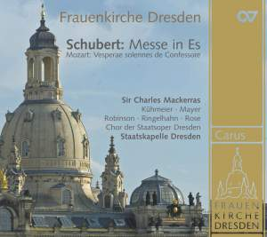 Mackerras conducts Schubert & Mozart
