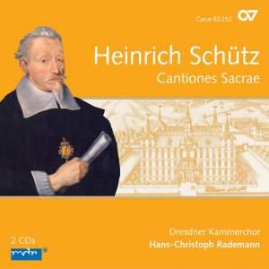 Schütz: Cantiones sacrae 1625, SWV53-93