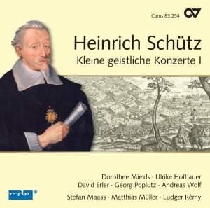 Schütz: Kleine Geistliche Konzerte SWV282-305 Product Image