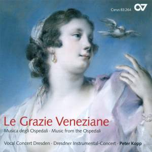 Music from the Orphanages of Venice