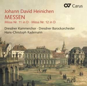 Heinichen: Masses Nos. 11 & 12