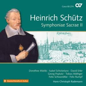 Schütz: Symphoniae sacrae II, Op. 10