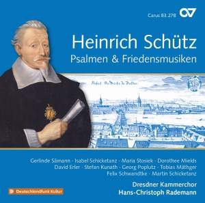 Schütz: Psalmen & Friedenmusiken Product Image