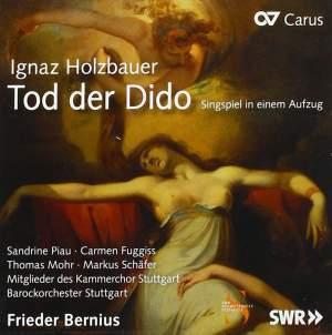 Ignaz Holzbauer: Tod der Dido - Singspiel in one act