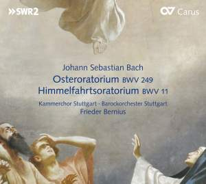 Bach: Easter Oratorio & Ascension Oratorio