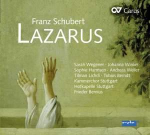 Schubert: Lazarus