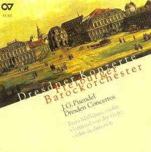 Pisendel Dresden Concertos