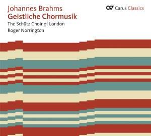 Brahms: Geistliche Chormusik Product Image