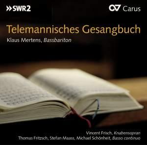 Telemannisches Gesangbuch Product Image