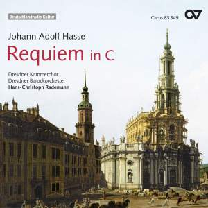 Hasse: Requiem in C major & Miserere in C minor
