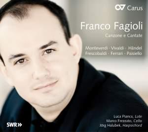 Franco Fagioli: Canzone e Cantate