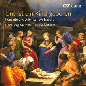 Baroque Concertos & Arias for Christmas