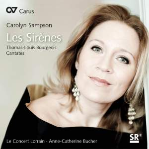 Bourgeois: Les Sirènes and other cantatas Product Image