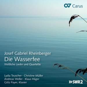 Rheinberger: Die Wasserfee