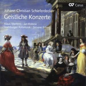Schieferdecker: Geistliche Konzerte