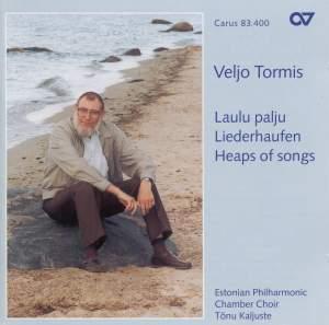 Veljo Tormis Choral Works