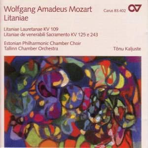 Mozart Litaniae