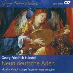 Handel & Mattheson - German Arias