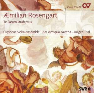 Rosengart - Sacred Choral Music Product Image